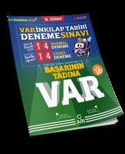 VAR T.C. İnkılap Tarihi ve Atatürkçülük Deneme Sınavı 8. Sınıf