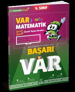 VAR Junior Matematik Soru Bankası 4. Sınıf