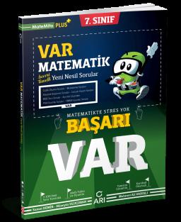7. Sınıf VAR Matematik Yeni Nesil Soru Bankası