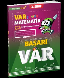 VAR Junior Matematik Soru Bankası 3. Sınıf