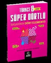 Türkçe Süper Dörtlü 8.Sınıf
