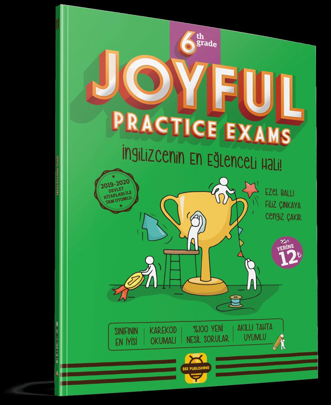 Joyful Practice Exams 6. Sınıf