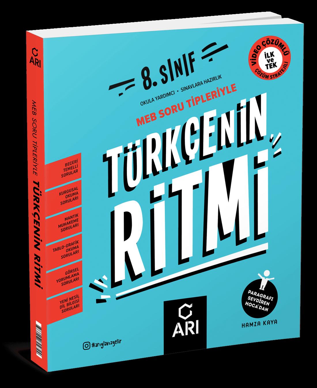 Türkçenin Ritmi 8. Sınıf