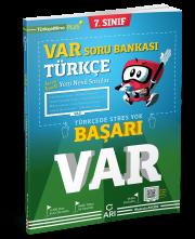 7. Sınıf VAR Türkçe Yeni Nesil Soru Bankası