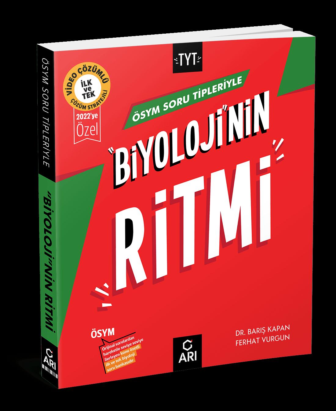 """""""Biyoloji""""nin Ritmi (TYT Hazırlık)"""