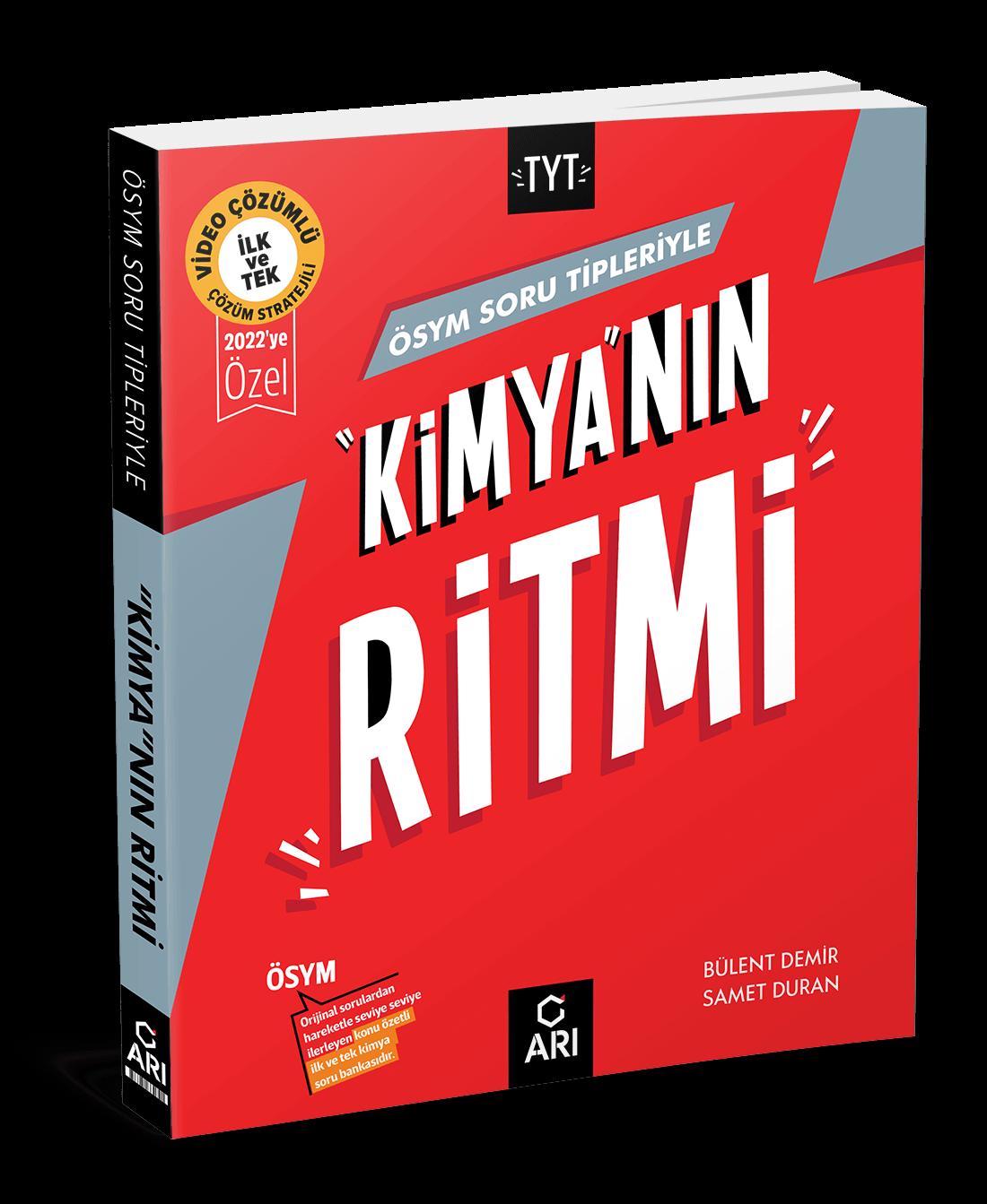 """""""Kimya""""nın Ritmi (TYT Hazırlık)"""
