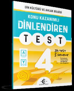 Eker Test – DİNlendiren Test 4. Sınıf