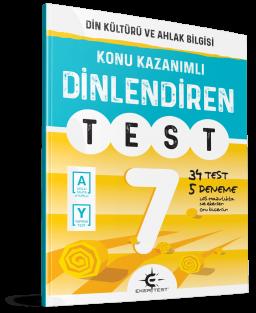 Eker Test – DİNlendiren Test 7. Sınıf