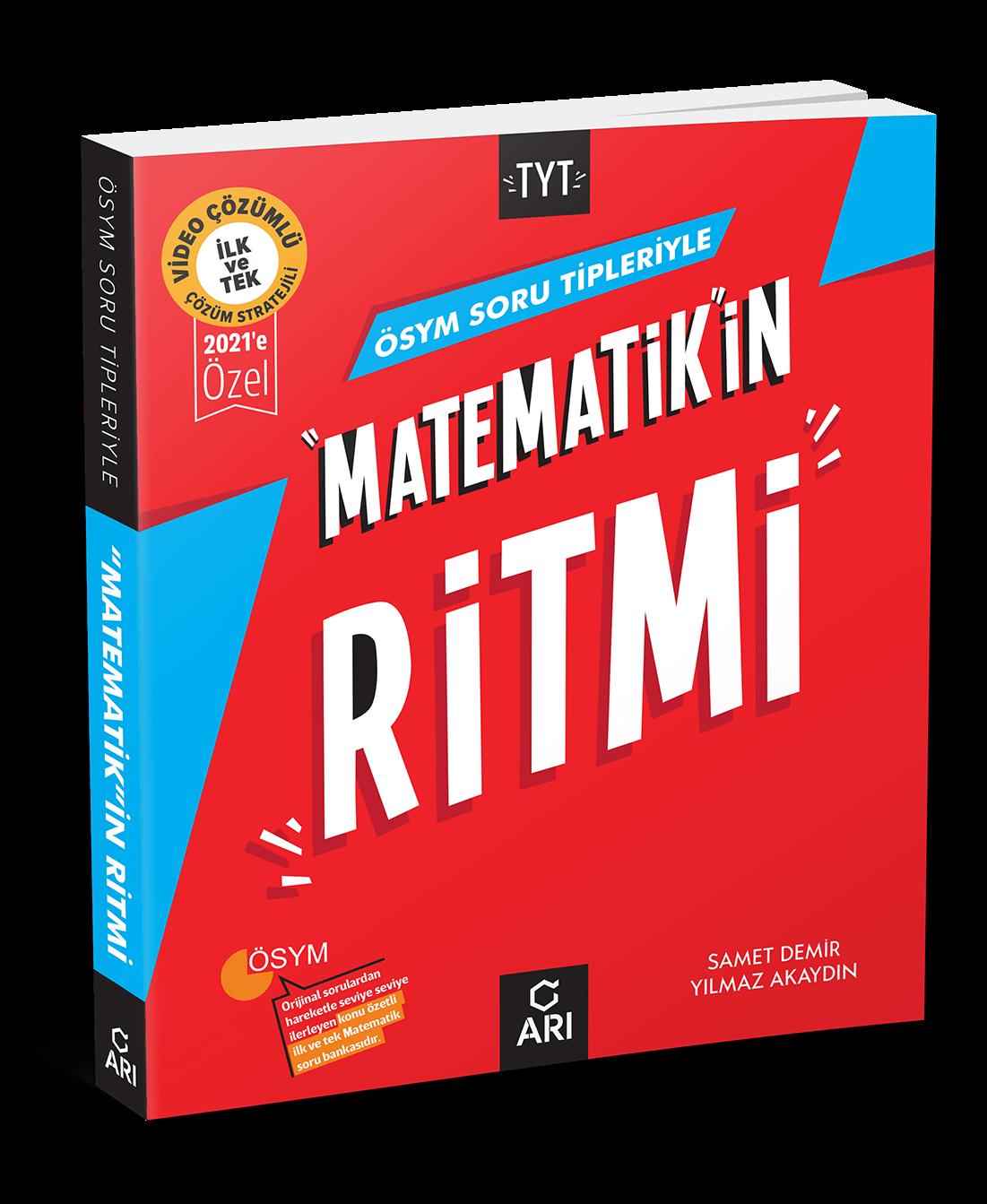 """""""Matematik""""in Ritmi (TYT Hazırlık)"""