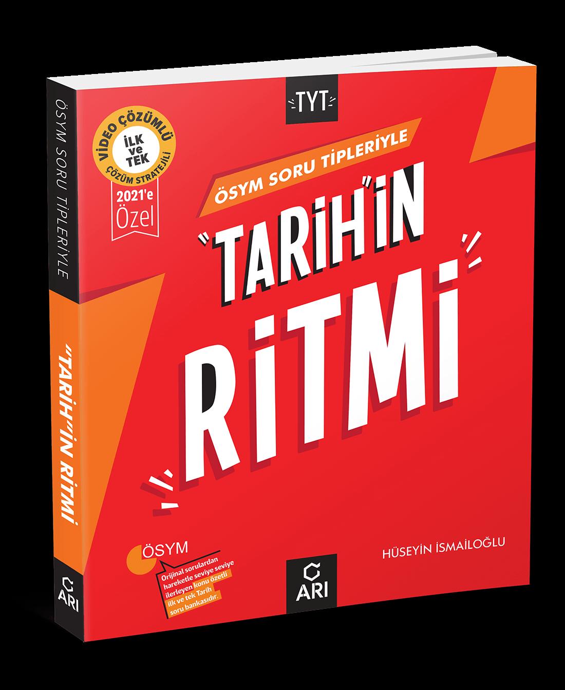 """""""Tarih""""in Ritmi (TYT Hazırlık)"""