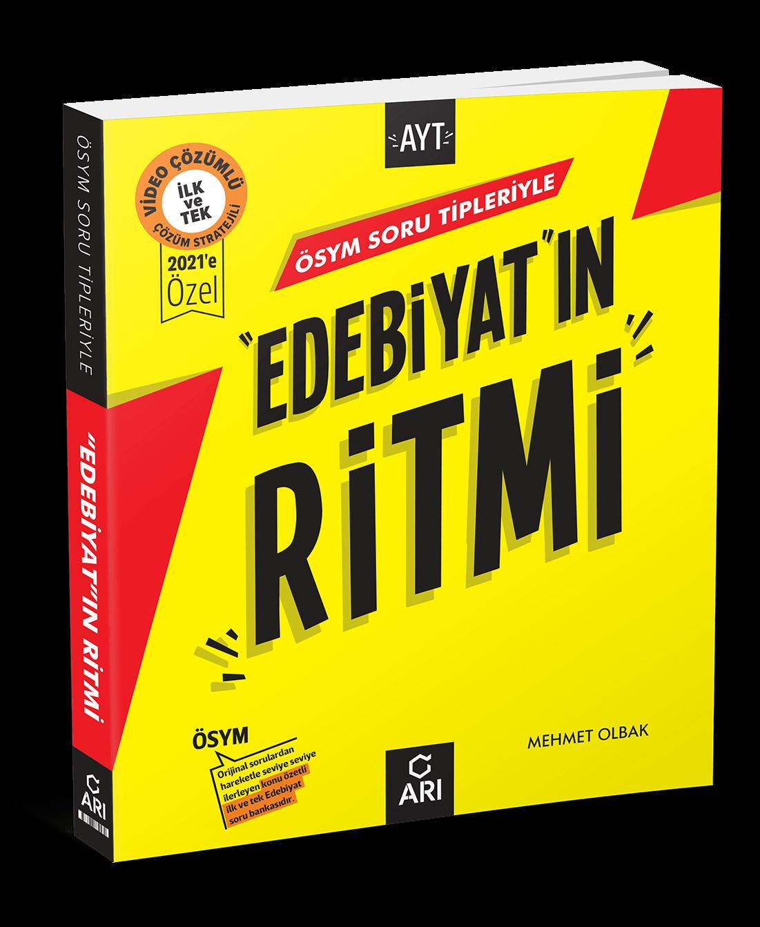 """""""Edebiyat""""ın Ritmi (AYT Hazırlık)"""
