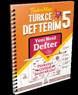 TürkçeMino Türkçe Defterim 5. Sınıf