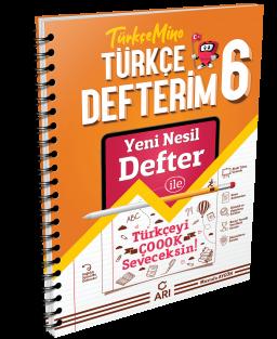 TürkçeMino Türkçe Defterim 6. Sınıf