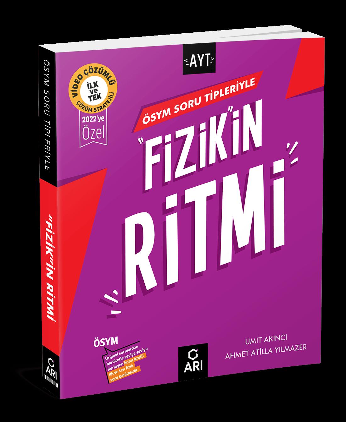 """""""Fizik""""in Ritmi (AYT Hazırlık)"""