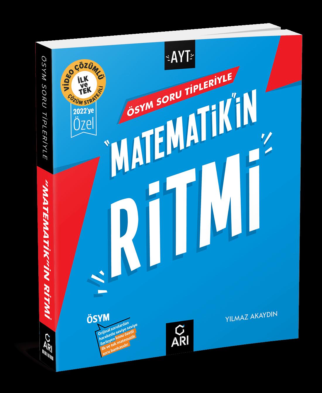 """""""Matematik""""in Ritmi (AYT Hazırlık)"""